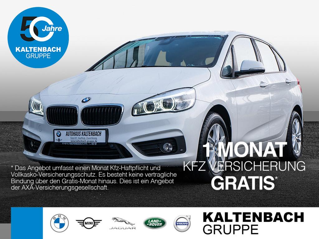 BMW 220 Active Tourer, Jahr 2016, Benzin