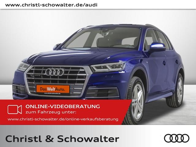 Audi Q5 S line sport 2.0 TDI quattro S tronic Navi LED, Jahr 2017, Diesel