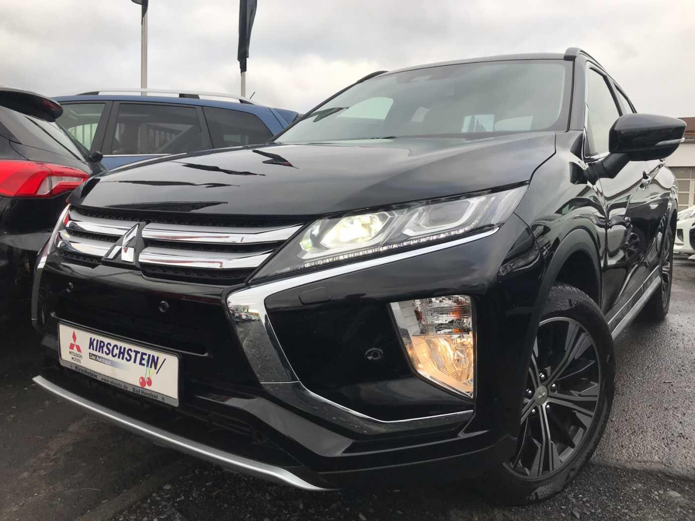 Mitsubishi Eclipse Cross 1.5 T-MIVEC Intro Edition, Jahr 2019, Benzin