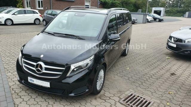 Mercedes-Benz V 220 CDI *Garantie*Navi*LED*Bett*379 mtl., Jahr 2015, Diesel