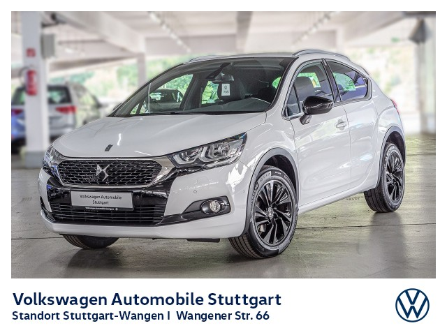Citroën DS4 1.2 PureTech Crossback Navi Kamera GRA, Jahr 2018, Benzin