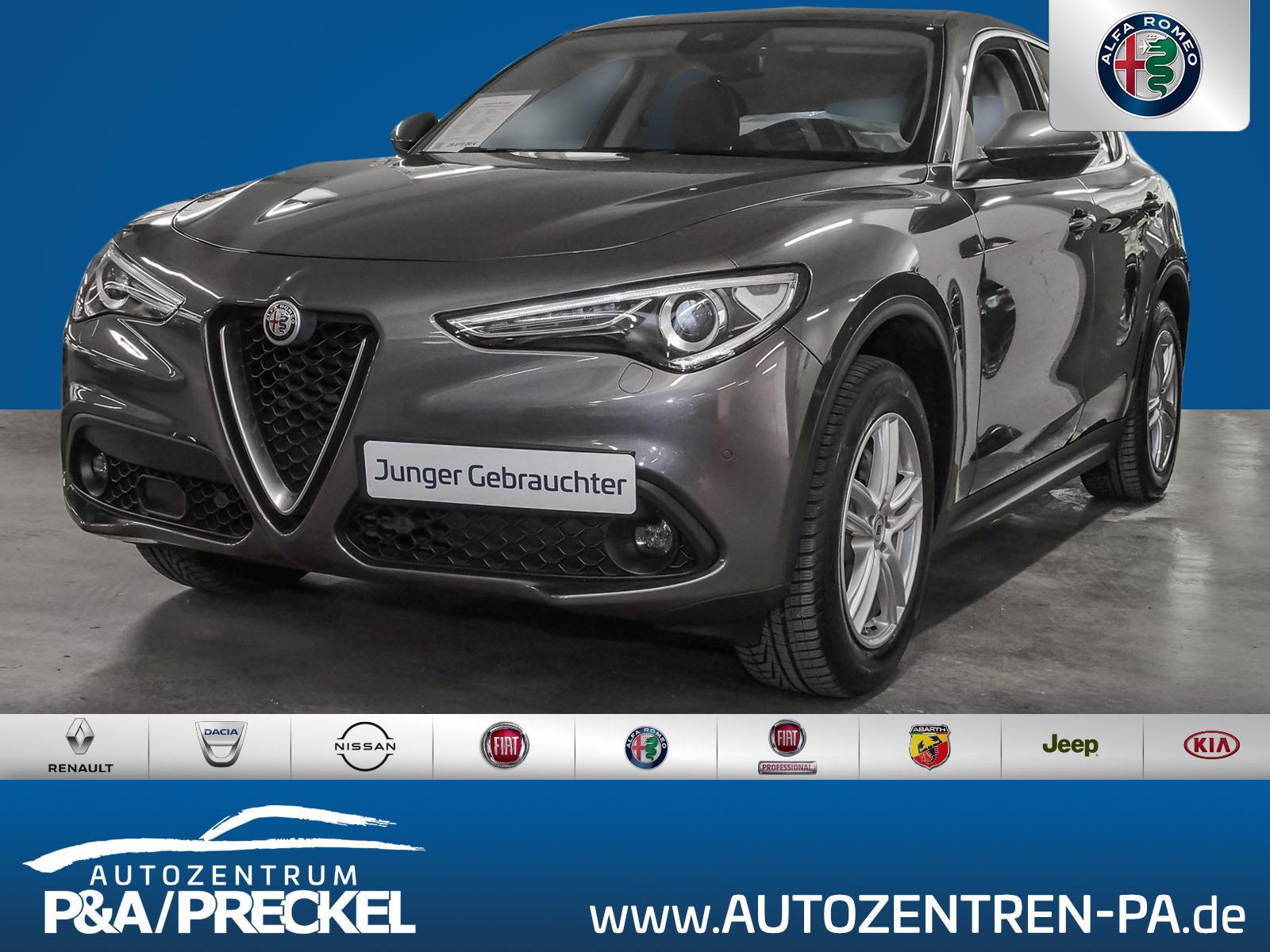 Alfa Romeo Stelvio Super 2.2 Diesel /Navi/Xenon/Kamera/SHZ, Jahr 2017, Diesel
