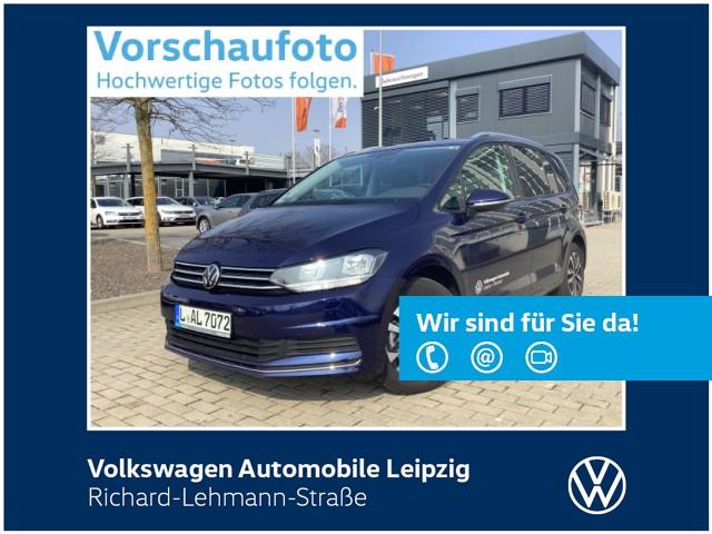 "Volkswagen Touran ""United"" 1.5 TSI OPF *Navi*DAB*App-Connect*, Jahr 2020, petrol"