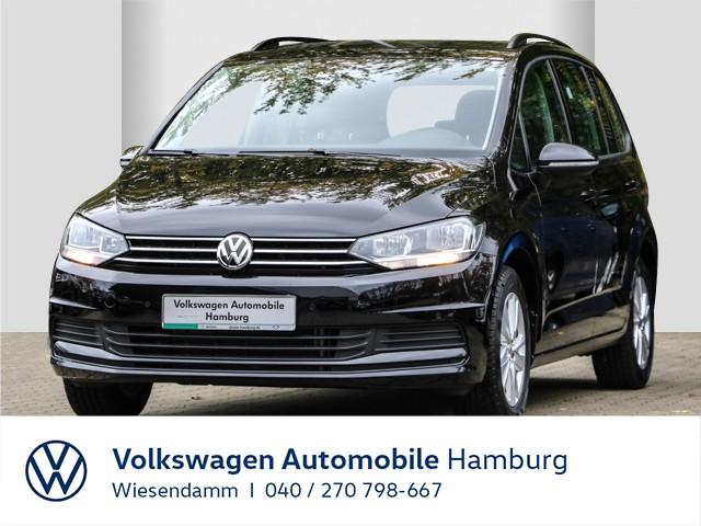 Volkswagen Touran 1.5 TSI DSG Comfortline 7-Sitze PDC Klima LM Navi, Jahr 2020, Benzin