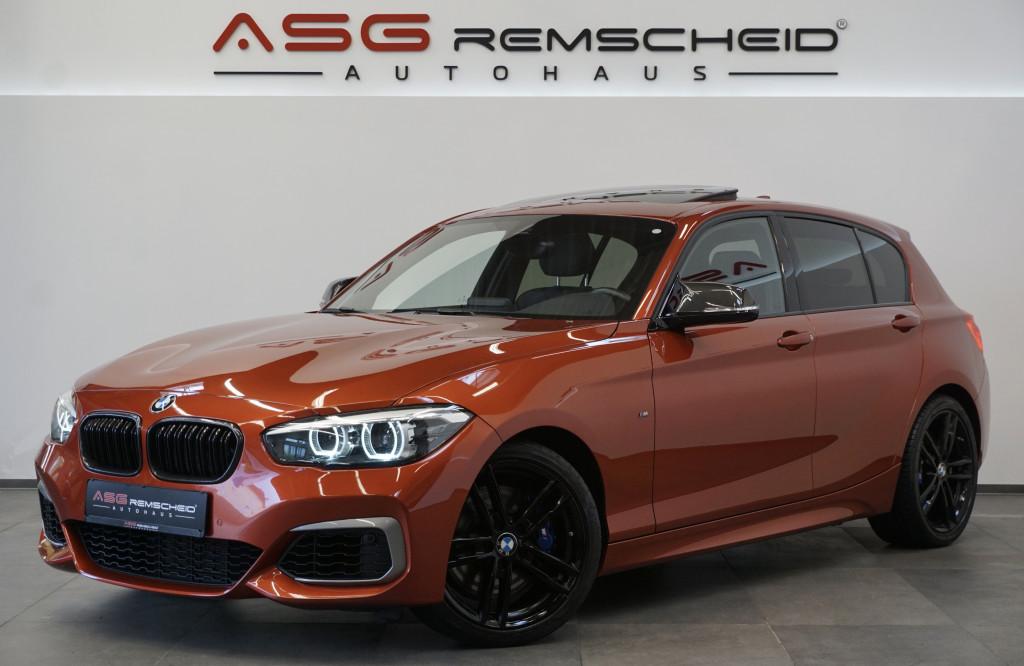BMW M140i xDrive Aut. *Special Edition *GSD *Kam*1.H, Jahr 2018, Benzin