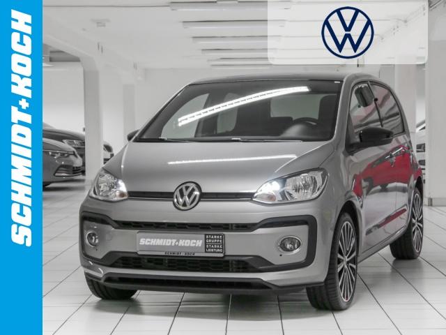 Volkswagen up! 1.0 TSI BMT high up! SZH, Sport-Paket, Jahr 2017, Benzin