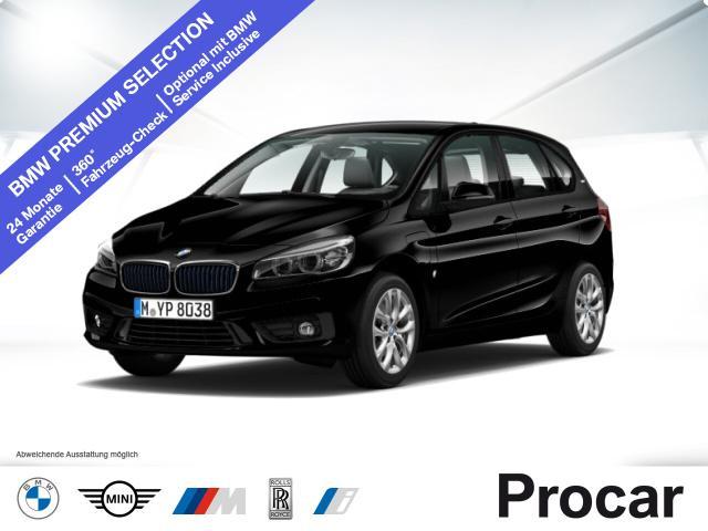 BMW 225 Active Tourer xe Active Tourer iPerformance Steptronic Advantage Navi Automatik Bluetooth PDC MP3 Schn., Jahr 2017, Hybrid