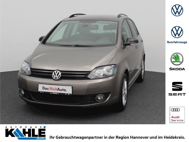 Volkswagen Golf Plus VI 1.4 TSI Match Klima Navi AHK Tempomat, Jahr 2012, Benzin