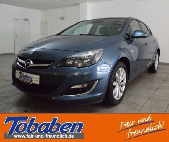 "Opel Astra Active 1.4 Klima PDC LM 17"" Tempomat, Jahr 2013, Benzin"