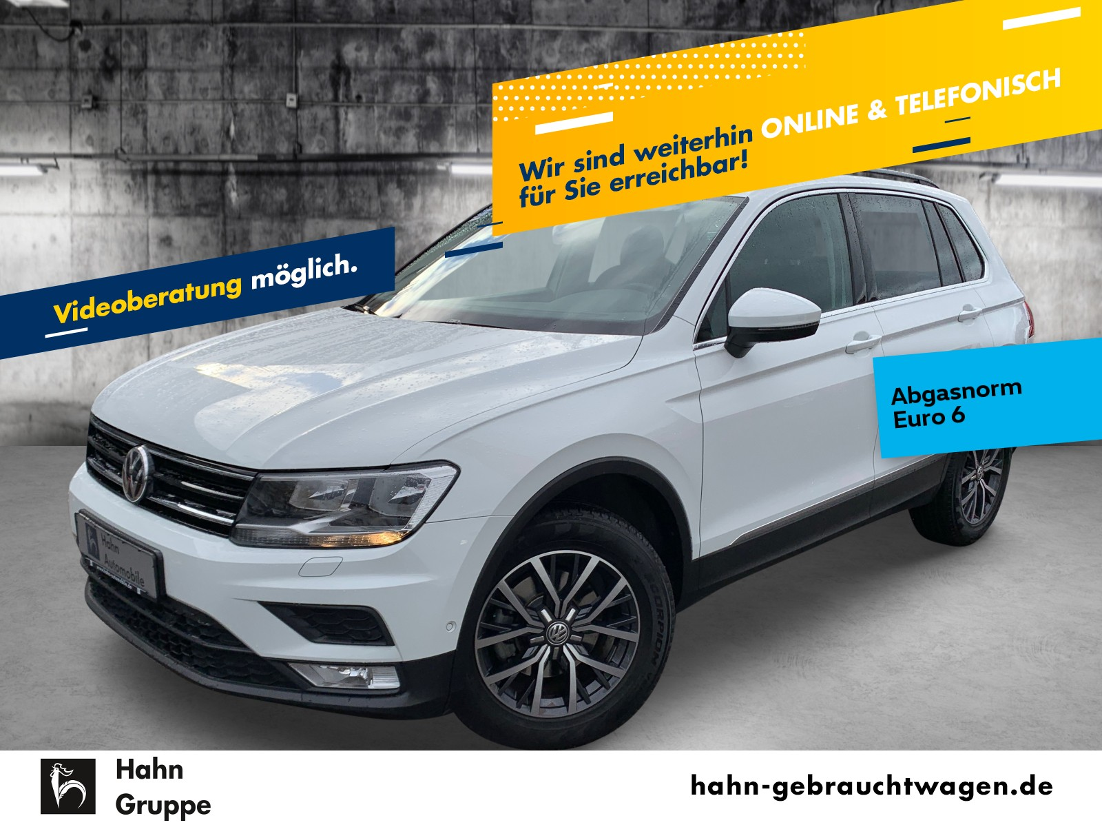 Volkswagen Tiguan Comfortline 1.4TSI 4Mot Navi Sitzh Einpark, Jahr 2016, Benzin