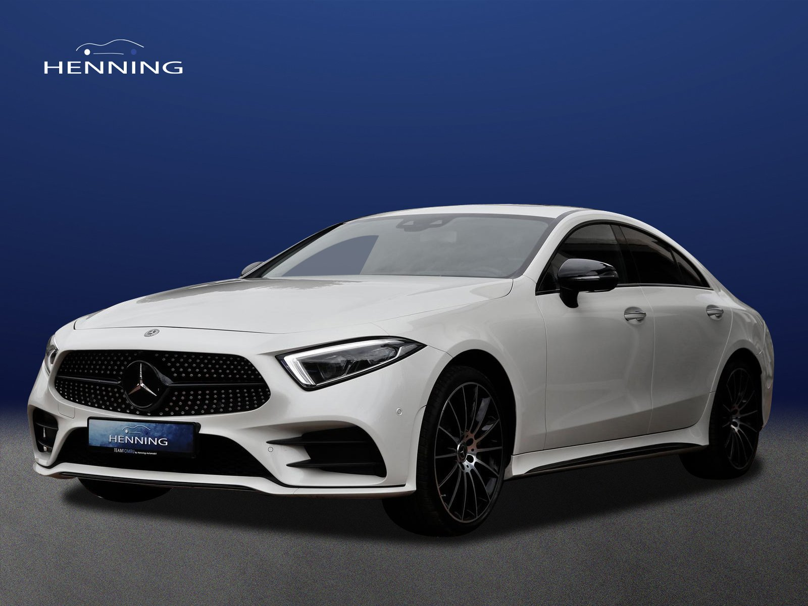 Mercedes-Benz CLS 450 4M+ AMG Widsc. Schiebedach Multib. Keyl., Jahr 2018, Benzin