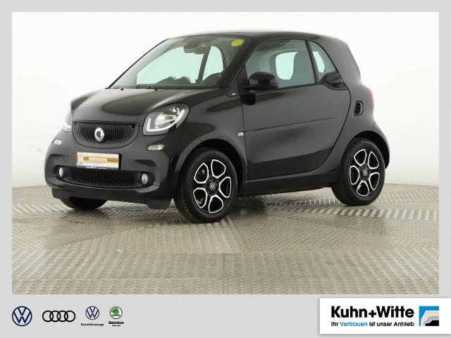smart fortwo coupe Prime *Panorama*LED*DSG*Leder*, Jahr 2015, Benzin
