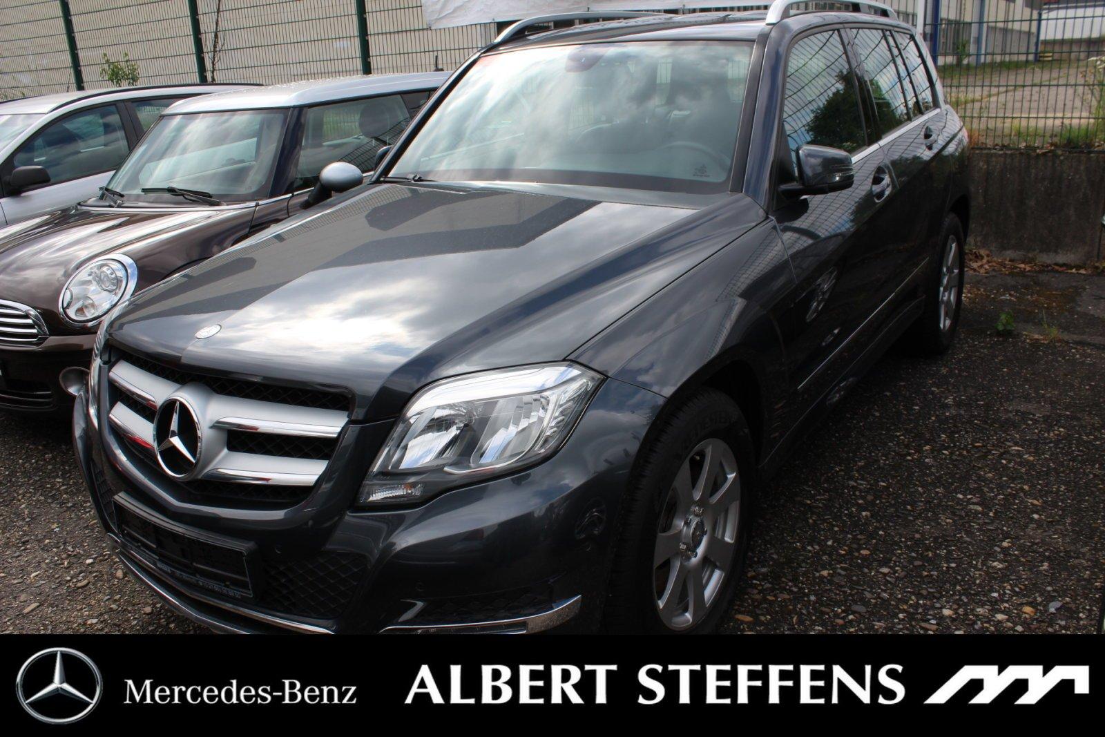 Mercedes-Benz GLK 200 CDI BlueEFFICIENCY Spiegel-Pkt*PTC* BC, Jahr 2012, diesel