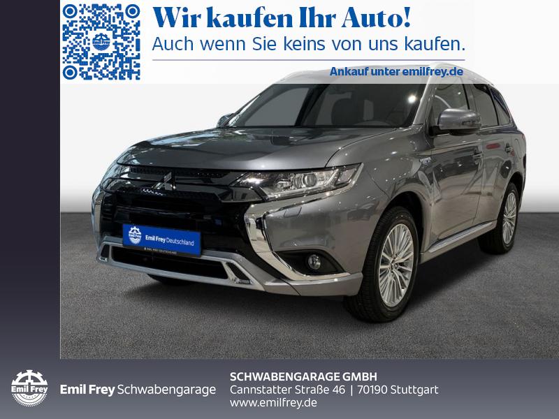 Mitsubishi Plug-in Hybrid Outlander 2.4 4WD Spirit, Jahr 2020, Hybrid