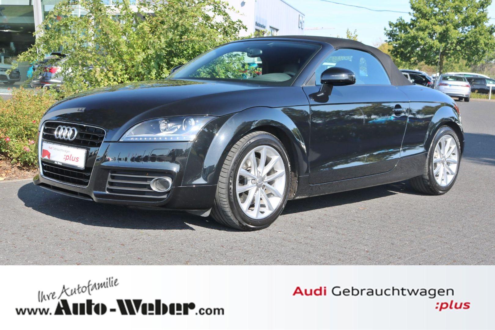 Audi TT Roadster 1.8TFSI, Jahr 2012, petrol