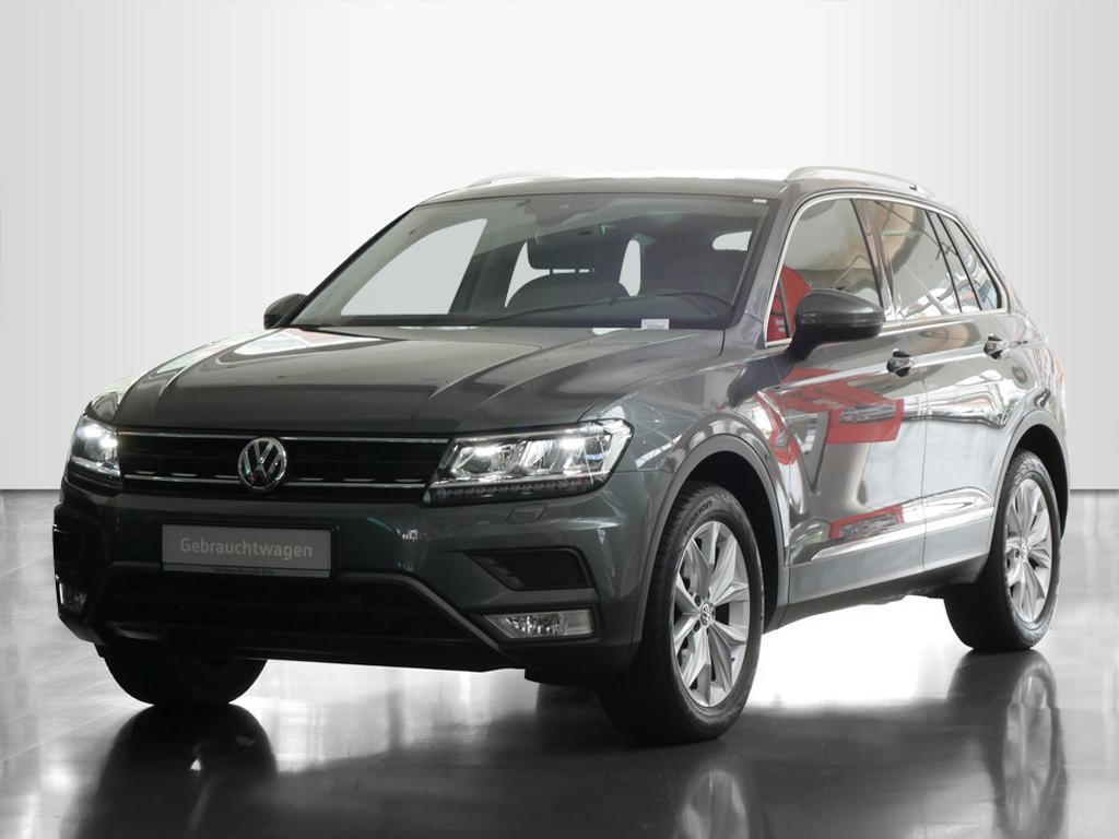 Volkswagen Tiguan 2.0 TDI Comfortline 4MOTION BMT, Jahr 2016, Diesel