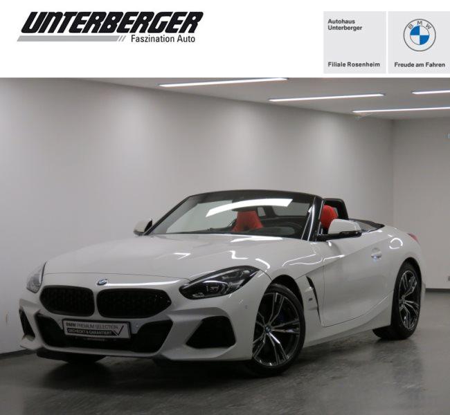 BMW Z4 M40i Head-Up HK HiFi DAB LED WLAN Komfortzg., Jahr 2020, Benzin