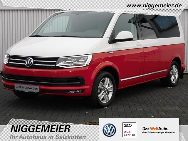 Volkswagen Multivan DSG Kurz Comfortline ACC, Navi, Kamera, Jahr 2016, Diesel