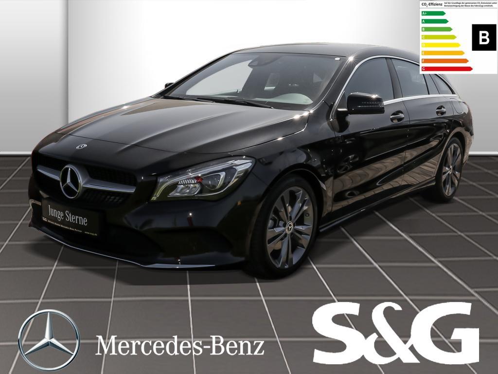 Mercedes-Benz CLA 180 Shooting Brake Urban LED/Navi/Keyless/SH, Jahr 2019, Benzin