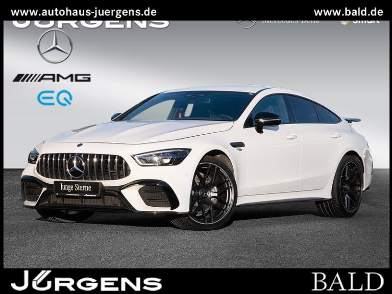 Mercedes-Benz AMG GT 53 4M+ V8Styling/Aero/Wide/Night/Cam/ILS, Jahr 2019, Benzin