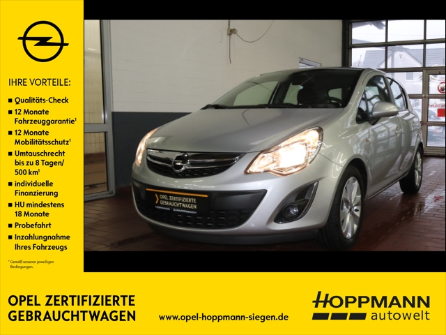 Opel Corsa D Active 1.4, Kima, LHZ, PDC, SHZ, uvm..., Jahr 2013, Benzin