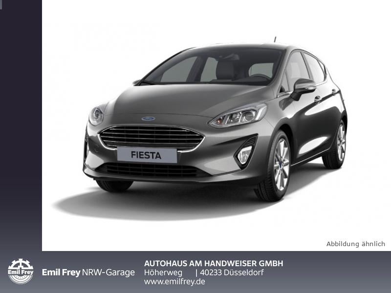 Ford Fiesta 1.0 EcoBoost S&S COOL&CONNECT,Navi, Winter,GJR, Jahr 2020, Benzin