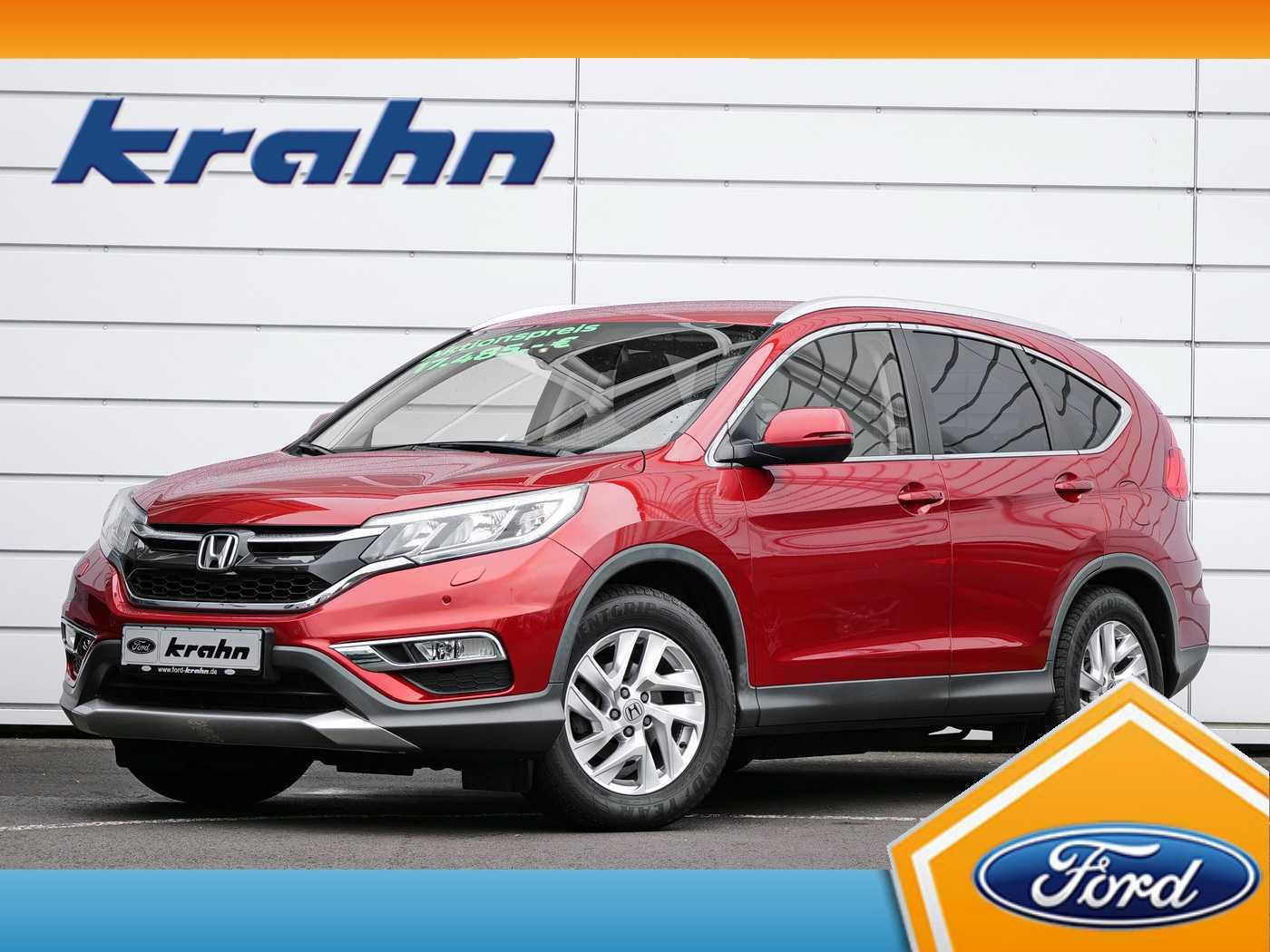 Honda CR-V 2.0 Elegance | AHK | KAMERA | NAVI | PDC |, Jahr 2016, Benzin