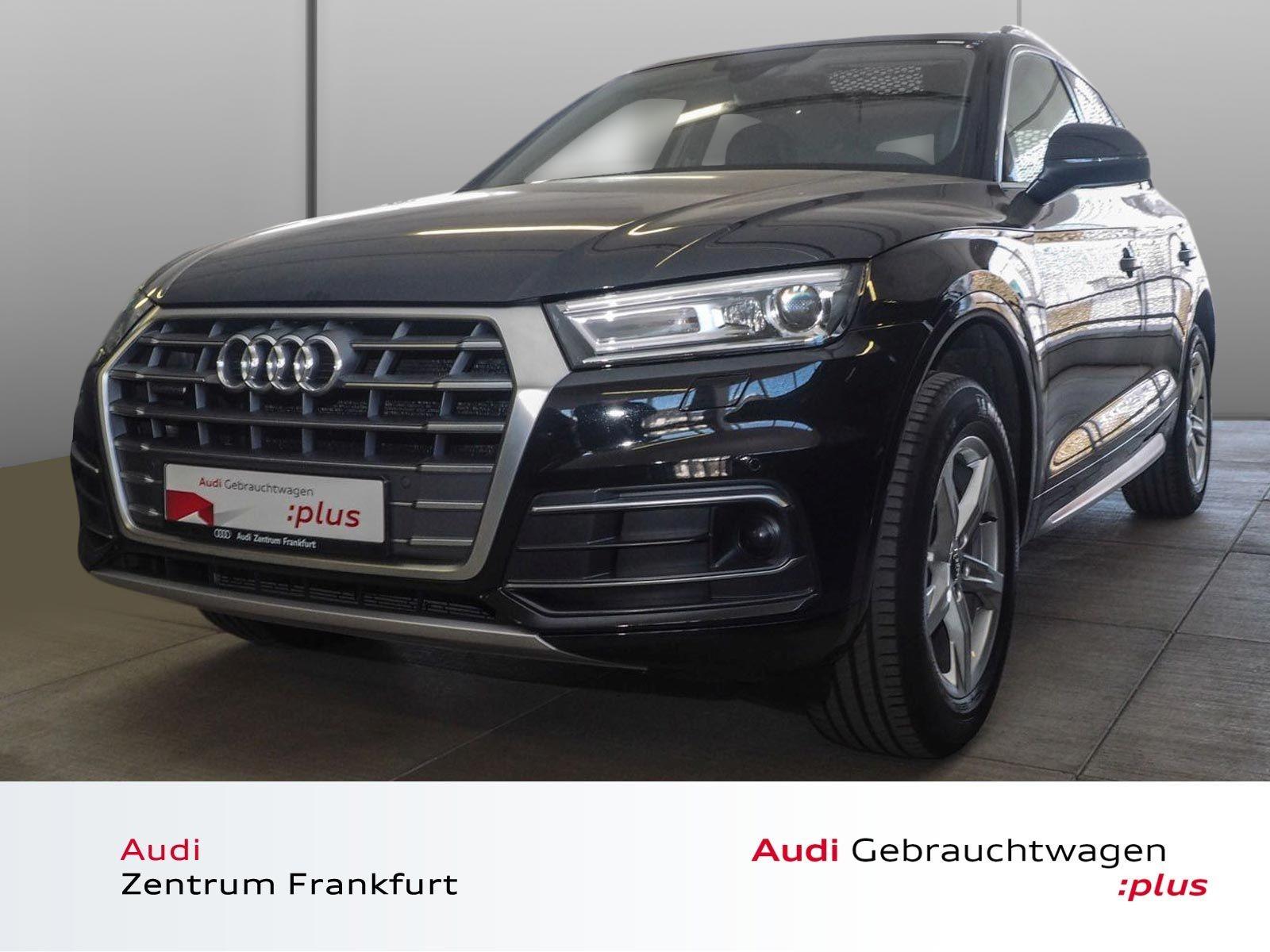Audi Q5 2.0 TDI quattro S tronic ACC Pano Navi Leder, Jahr 2018, Diesel