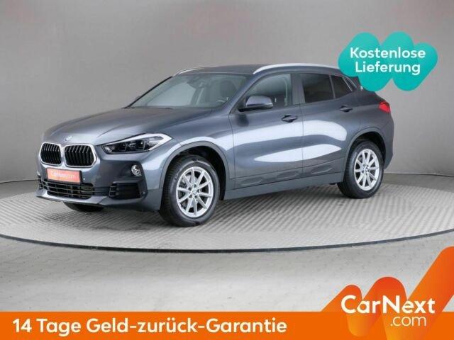 BMW X2 sDrive18d Aut. Advantage LED NAV TEMPOMAT, Jahr 2018, Diesel