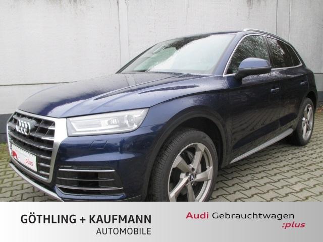 Audi Q5 50 TDI qu Design tiptro. 210kW*Pano*B&O*Xenon, Jahr 2020, Diesel