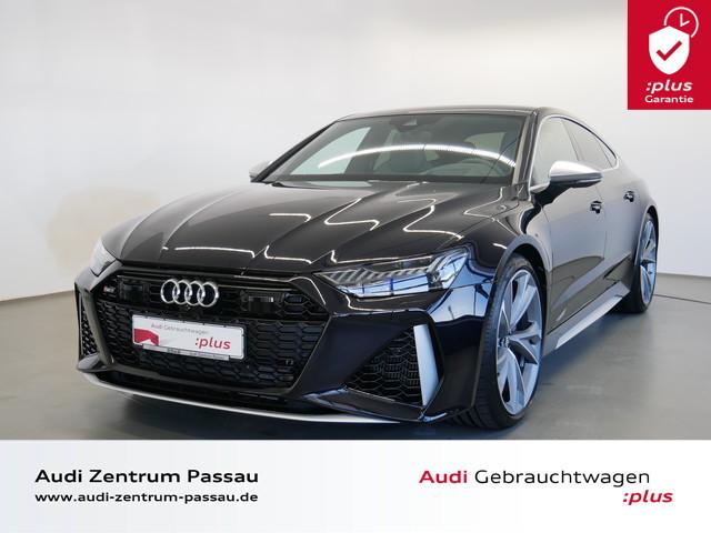 Audi RS7 Sportback *UPE174t* KERAMIK/LASER/PANO/HEAD-UP/NACHTSICHT, Jahr 2019, Benzin