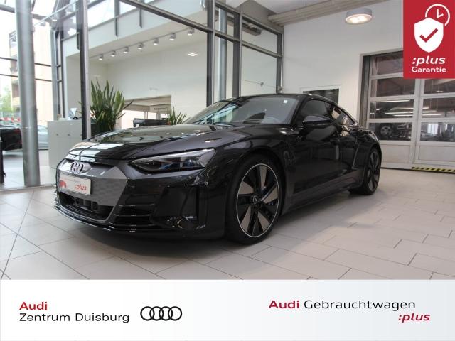 Audi e-tron GT quattro Head up Matrix LED B & O, Jahr 2021, Elektro
