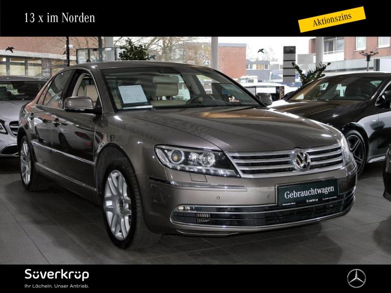 Volkswagen Phaeton V6 TDI Pemium 4Motion, Jahr 2014, Diesel