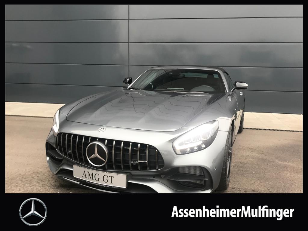 Mercedes-Benz AMG GT Roadster **AMG Ride Control, Jahr 2019, Benzin