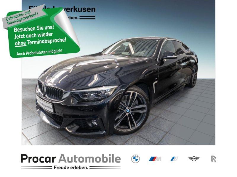 BMW 430d Gran Coupé M Sportpaket Head-Up HiFi LED, Jahr 2018, Diesel