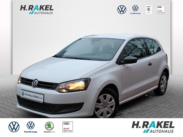 Volkswagen Polo Trendline 1.2 *KLIMA*, Jahr 2013, Benzin