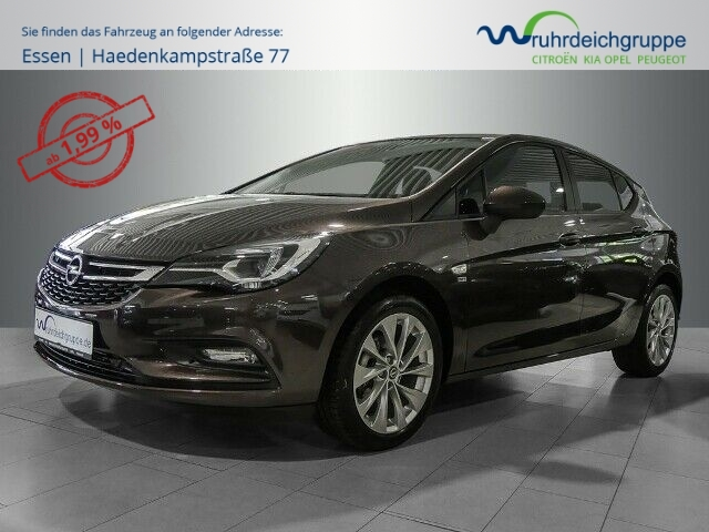 Opel Astra 120 Jahre+LED-Licht+Navi+PDC+DAB+Keyless, Jahr 2019, Benzin