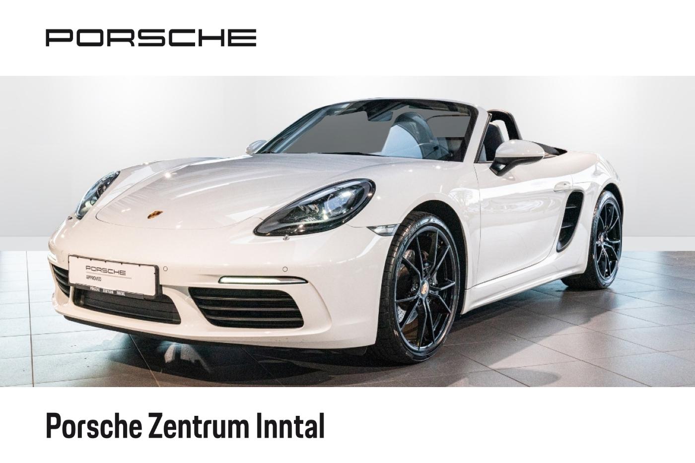 Porsche Boxster (718) | 20-Zoll Carrera S Räder |, Jahr 2016, Benzin