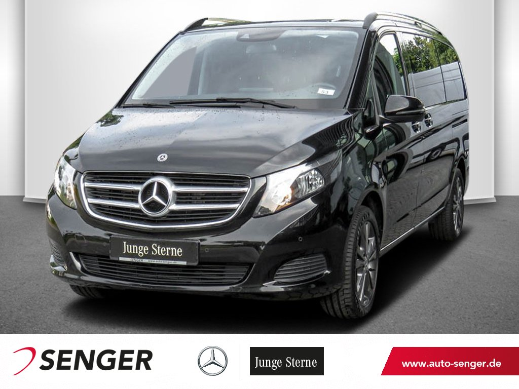 Mercedes-Benz V 250 d Edition 4x4 lang Comand Standhzg AHK2,5t, Jahr 2018, Diesel