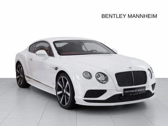 Bentley Continental GT Speed W12 - Premier Specification, Jahr 2015, Benzin