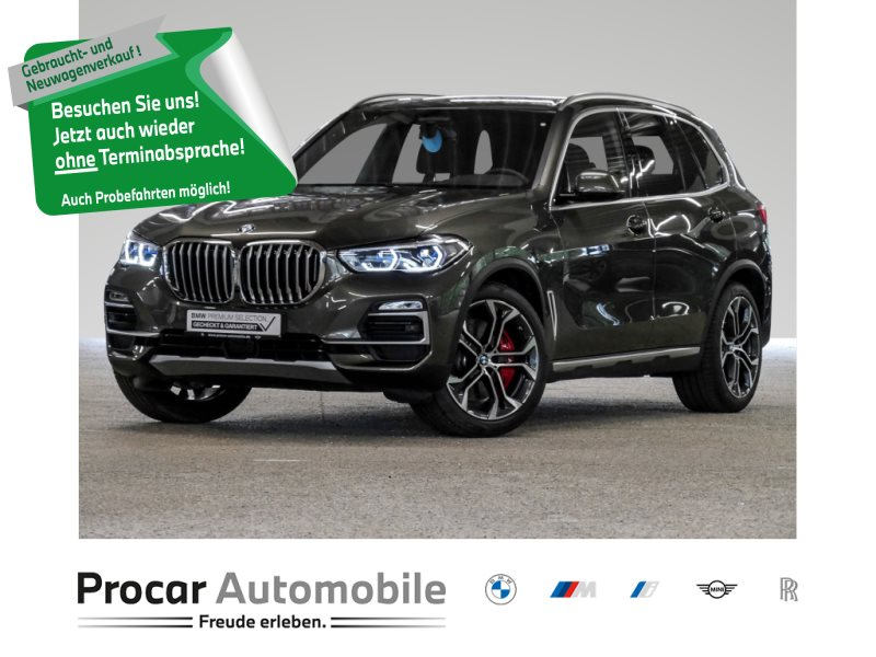 BMW X5 xDrive40d 50 JAHRE BMW BANK AKTION AB 0,01% FINANZIERUNG!!, Jahr 2020, Hybrid_Diesel