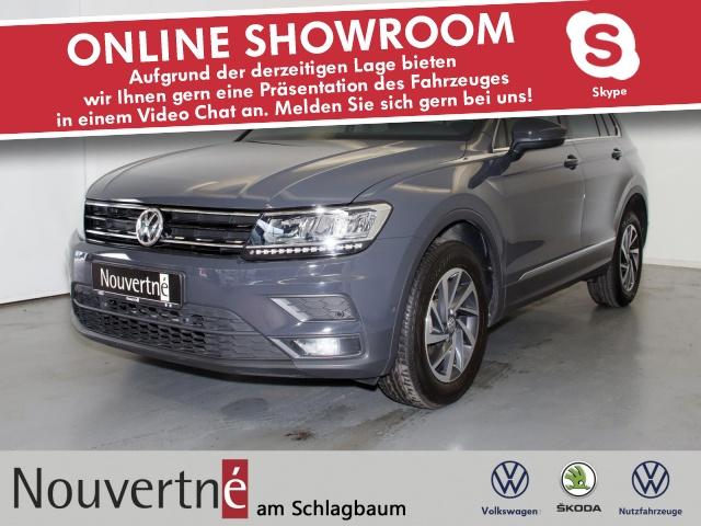 Volkswagen Tiguan 1.4 TSI Sound 4Motion + LED + Kamera + Navi, Jahr 2017, Benzin