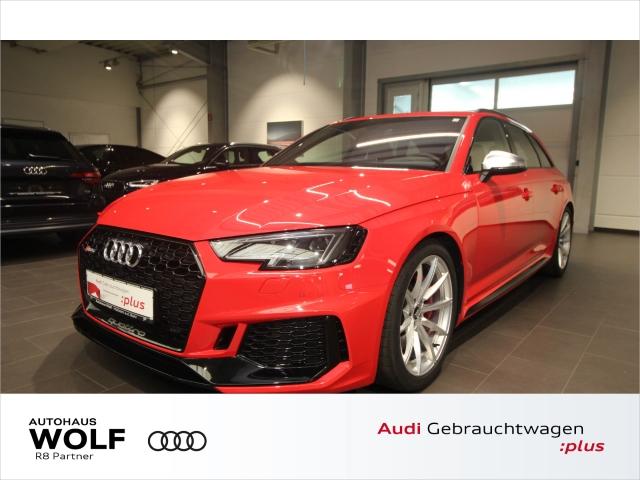 Audi RS4 Avant 2.9 TFSI quattro virtual cockpit Navi, Jahr 2018, Benzin