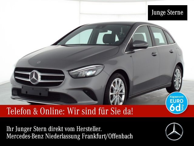 Mercedes-Benz B 200 d Distronic LED Kamera Spurhalte Navi PTS, Jahr 2019, Diesel