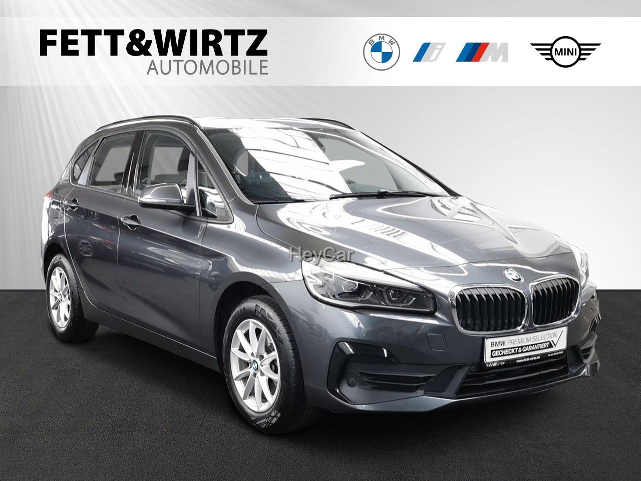 BMW 216 Active Tourer Navi Leas. ab 287,- br.o.Anz., Jahr 2020, Diesel