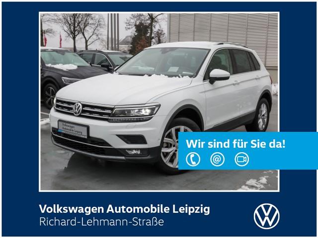 Volkswagen Tiguan Highline 2.0 TDI DSG 4Motion *Navi*Rear View*LED*, Jahr 2018, Diesel