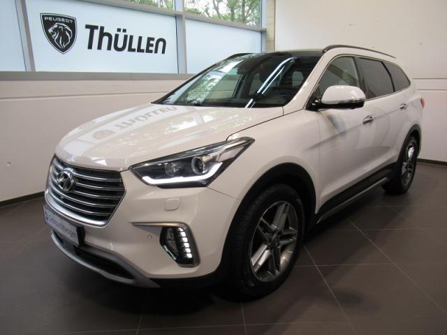 Hyundai Grand Santa Fe Premium, Leder, Schiebedach, Navi, Jahr 2018, Diesel