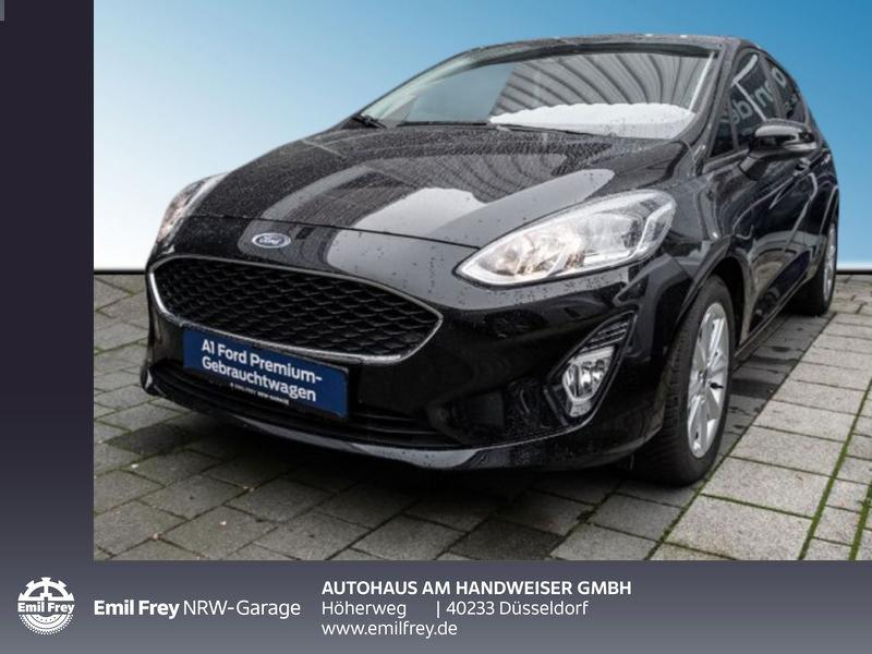 Ford Fiesta 1.0 EcoBoost COOL&CONNECT, Fahrerassistenz-Paket,NAVI, Paket Winter, Jahr 2019, Benzin