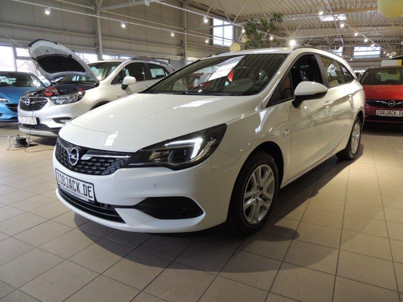 Opel Astra-K ST Edition 1.2T Klima,SHZ,Multimedia, Jahr 2019, Benzin