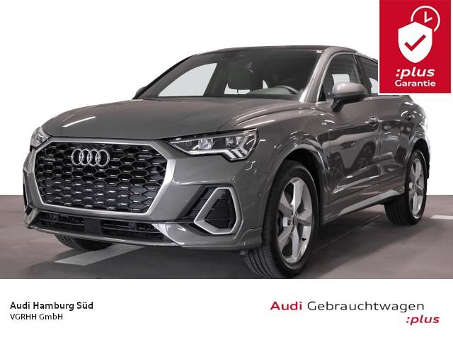 Audi Q3 Sportback 40 TDI S line qu. S tronic NAVI/PANO/STDHZG/VIRTUAL, Jahr 2020, Diesel